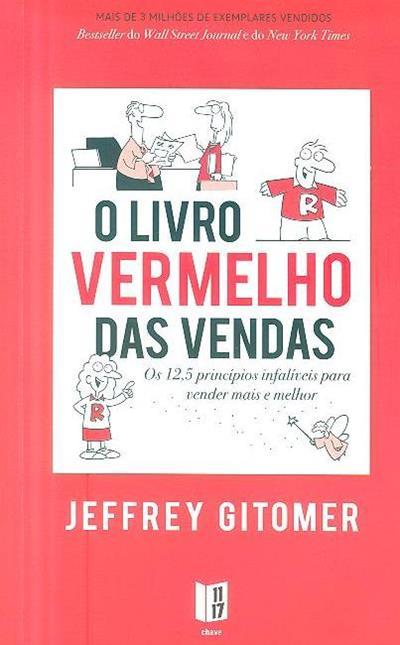 O livro vermelho das vendas (Jeffrey Gitomer)
