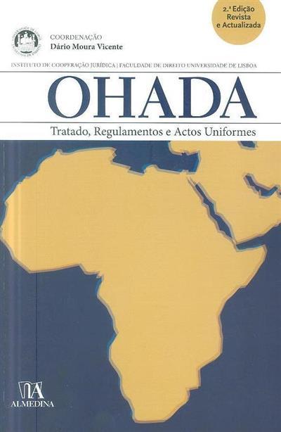 Ohada (coord. Dário Moura Vicente)