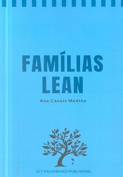 Famílias Lean (Ana Canais Medina)