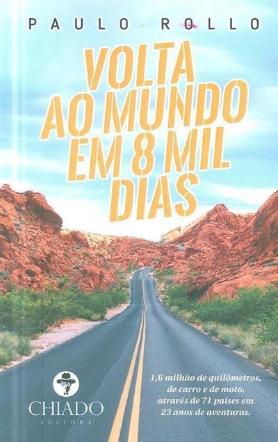 Volta ao mundo em 8 mil dias (Paulo Rollo)