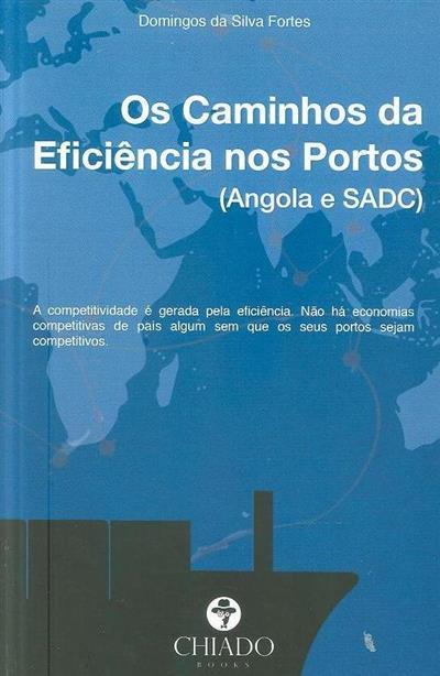 Os caminhos da eficiência nos portos (Angola e SADC) (Domingos da Silva Fortes)
