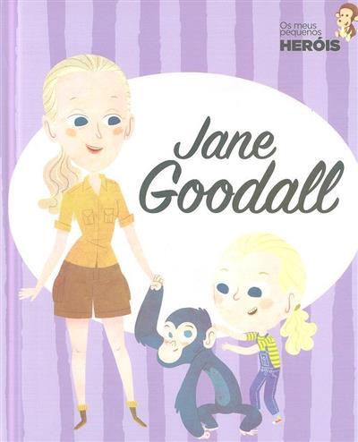 Jane Goodall (Javier Alonso)