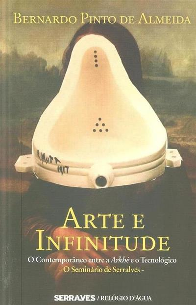 Arte e infinitude (Bernardo Pinto de Almeida)