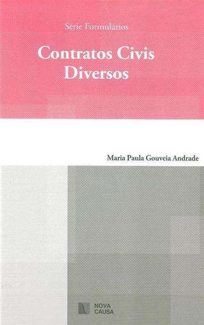 Contratos civis diversos (Maria Paula Gouveia Andrade)
