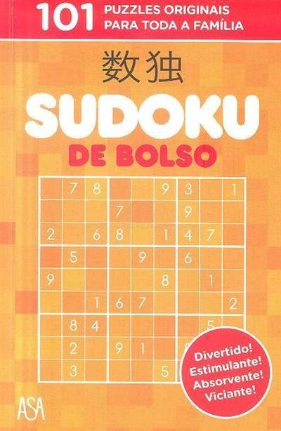 Sudoku de bolso (Artur de Moura)