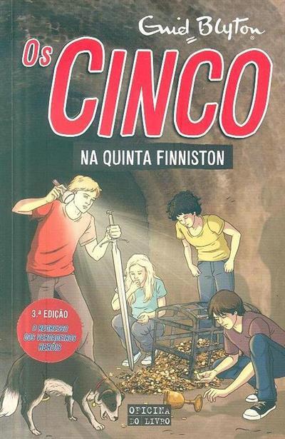 Os Cinco na quinta Finniston (Enid Blyton)