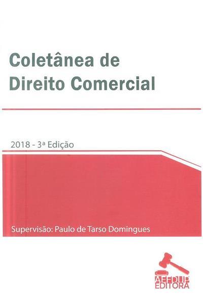 Coletânea de direito comercial (supervisão Paulo de Tarso Domingues)