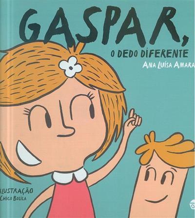 Gaspar, o dedo diferente (Ana Luísa Amaral)