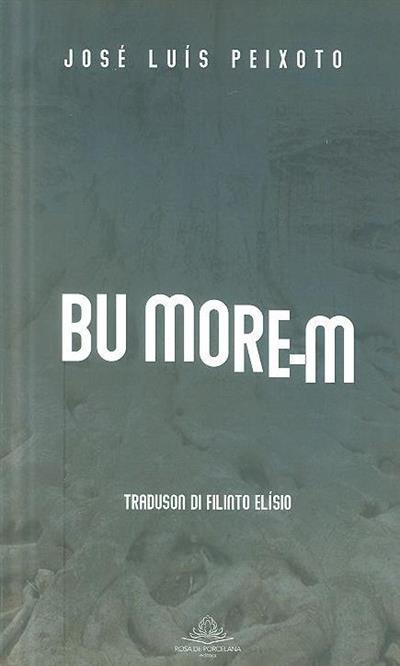 Bu more-m (José Luís Peixoto)