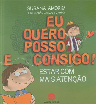 Estar com mais atenção (Susana Amorim)