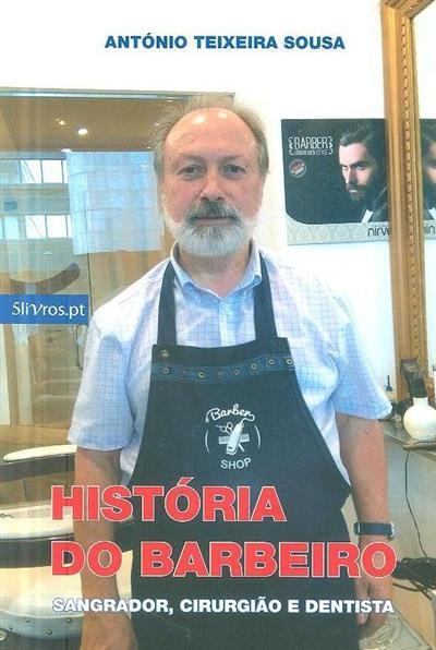 História do barbeiro (António Teixeira Sousa)