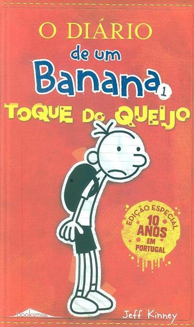 O diário de um banana (Jeff Kinney)