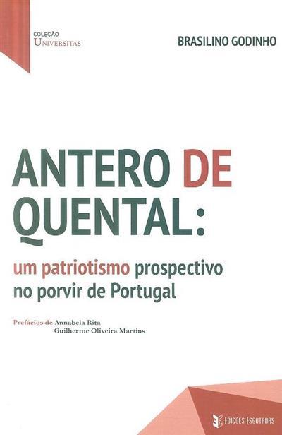 Antero de Quental (Brasilino Godinho)