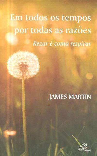 Em todos os tempos por todas as razões (James Martin)