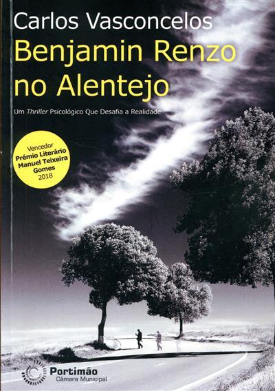 Benjamin Renzo no Alentejo (Carlos Vasconcelos)