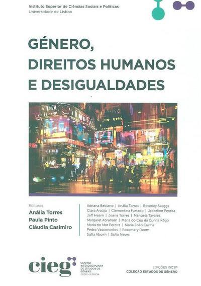 Género, direitos humanos e desigualdades (ed. Anália Torres, Paula Pinto, Cláudia Casimiro)