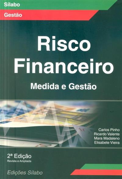 Risco financeiro (Carlos Pinho... [et al.])
