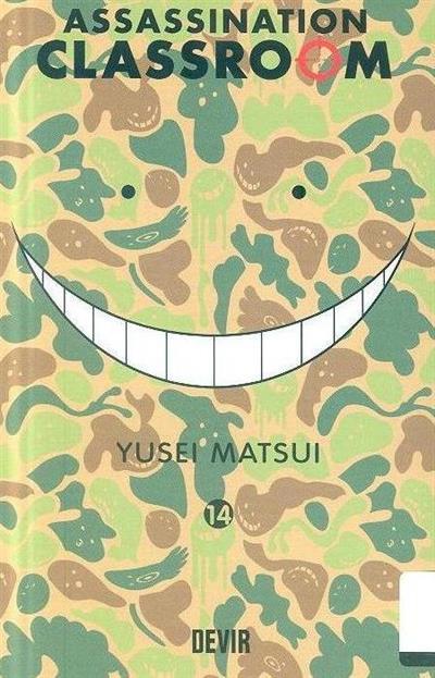 Hora do fim das aulas (Yusei Matsui)