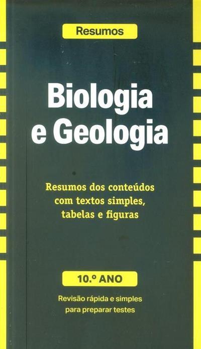 Biologia e geologia, 10º ano (La Salete Carvalho, António Varela)