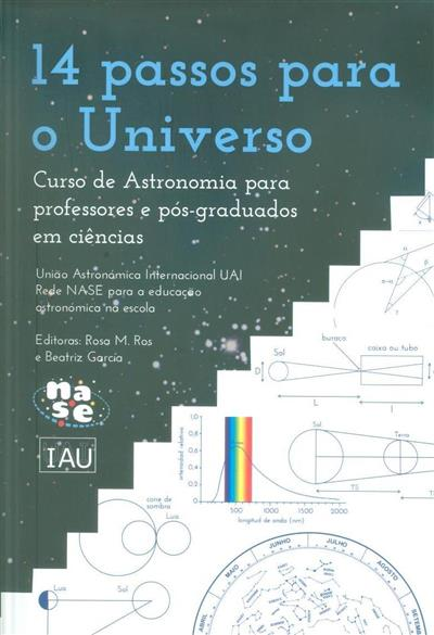 14 passos para o Universo (ed. Rosa M. Ros, Beatriz García)