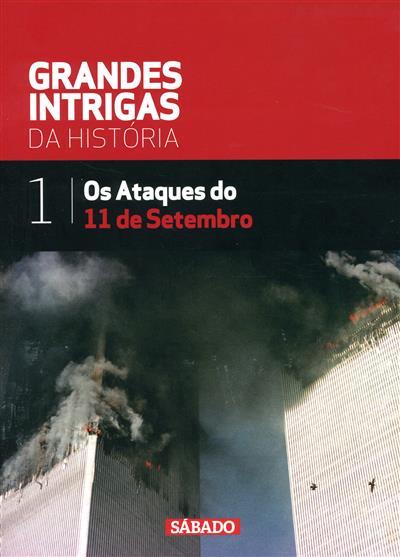 Os ataques de 11 de Setembro (conceito da obra Joan Ricart)