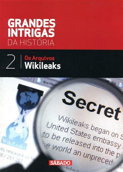 Os arquivos Wikileaks (conceito da obra Joan Ricart)