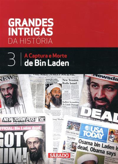 A captura e morte de Bin Laden (conceito da obra Joan Ricart)