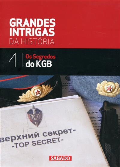 Os segredos do KGB (conceito da obra Joan Ricart)