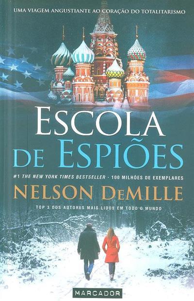 Escola de espiões (Nelson DeMille)