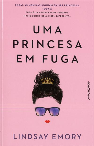 Uma princesa em fuga (Lindsay Emory)