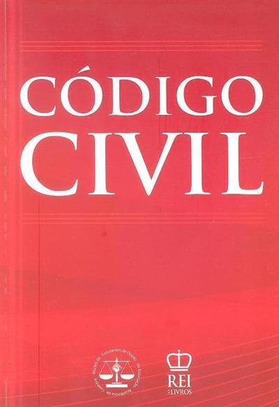 Código civil português (compil. Benjamim Silva Rodrigues)