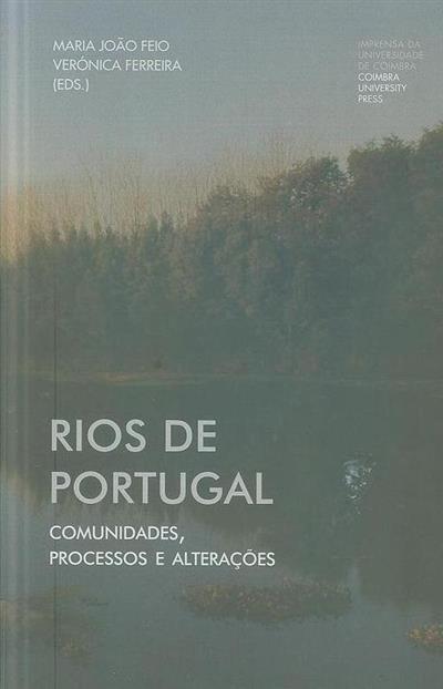 Rios de Portugal (ed. Maria João Feio, Verónica Ferreira)