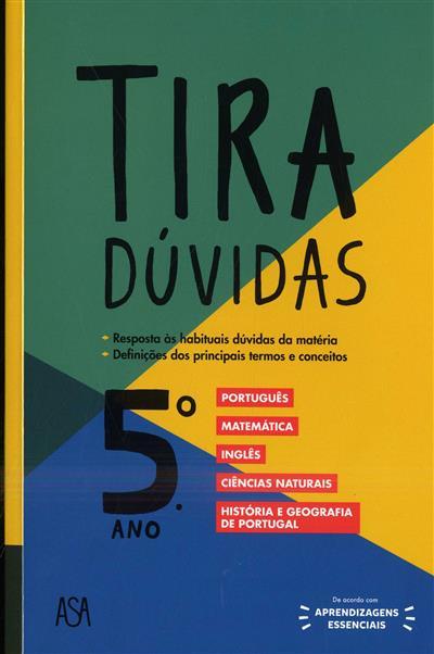 Tira-dúvidas multidisciplinar, 5º ano (Carla Leite... [et al.])