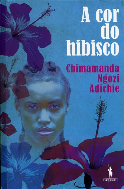 A cor do hibisco