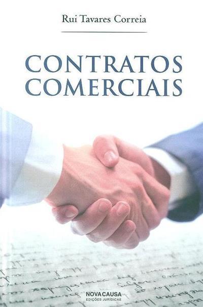 Contratos comerciais (Rui Tavares Correia)
