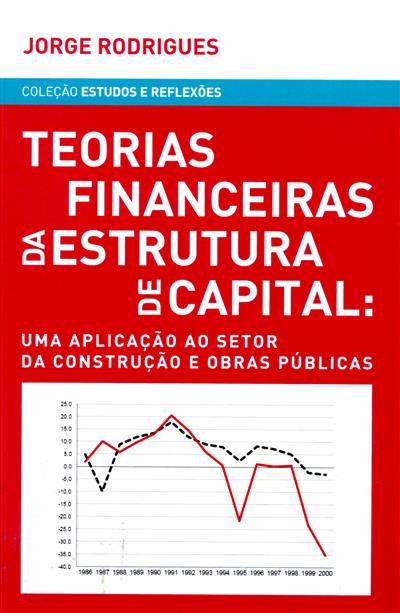 Teorias financeiras da estrutura de capital (Jorge Rodrigues)