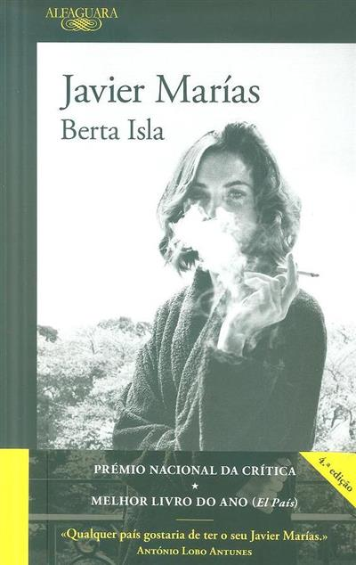 Berta Isla (Javier Marías)