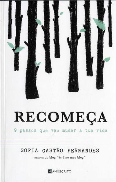 Recomeça (Sofia Castro Fernandes)