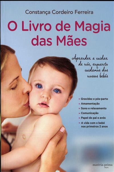 O livro de magia das mães (Constança Cordeiro Ferreira)