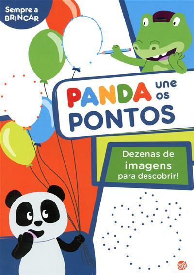 Panda une os pontos
