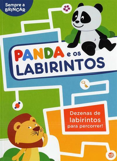 Panda e os labirintos