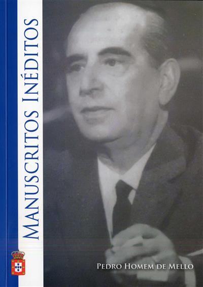 Manuscritos inéditos (Pedro Homem de Mello)
