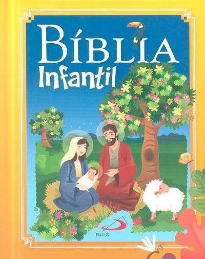 Bíblia infantil (Ómar León)