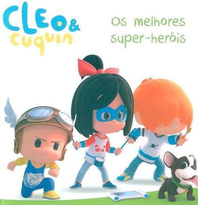 Os melhores super-heróis