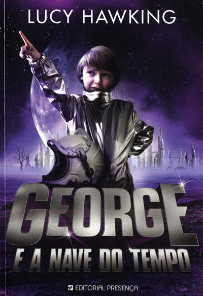 George e a nave do tempo (Lucy Hawking)