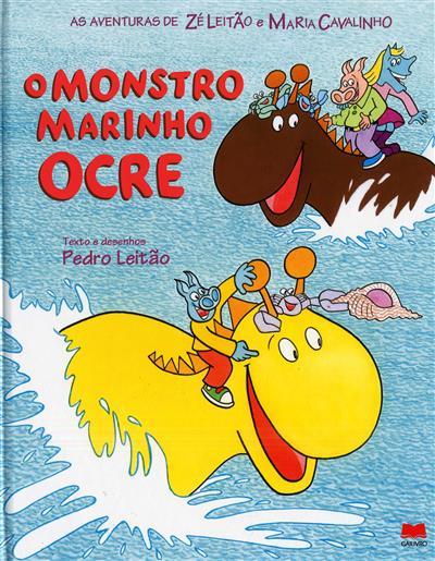 O monstro marinho ocre (Pedro Leitão)
