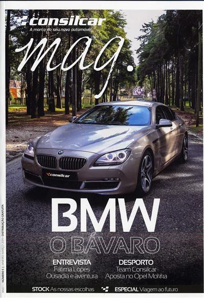Consilcar magazine (dir. Nuno Silva)
