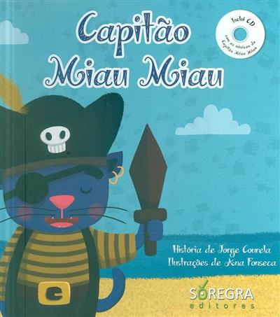 Capitão miau miau (Jorge Courela)