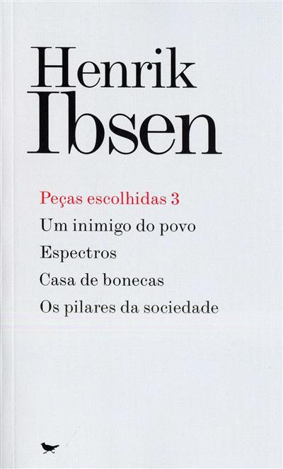 Um inimigo do povo ; (Henrik Ibsen)