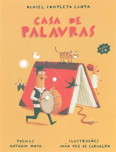 Casa de palavras (texto Luísa Ducla Soares)
